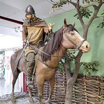 Historic Exhibition Adare, Ireland